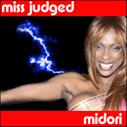 Miss Judged (cover idea)